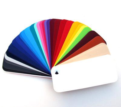 Du har mulighed for at vaelge imellem 100 farver til ladcyklens stel