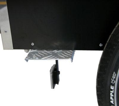 Super smart trinbraet til din ladcykel fra Bellabike