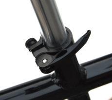 En justerings-sadelbolt til din ladcykel