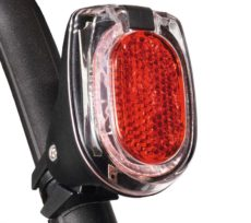 B&M Secula LED dynamo baglygte til din ladcykel fra Bellabike
