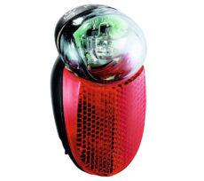B&M 'Seculite Plus' LED dynamo baglygte til din ladcykel