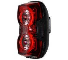 Smart LED baglygte din din ladcykel