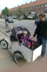 Mange forskellige slags design kan komme på bellabikes ladcykler
