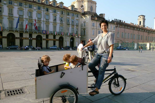 Hi Bella, here some pictures of Bellabike in Italy!!! It's fantastic! Everyone like it! Mara